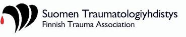 Suomen Traumatologiyhdistys logo